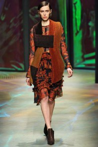 Thakoon New York RTW Fall Winter 2015 February 2015
