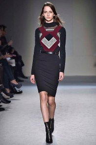 Roland Mouret Paris RTW Fall Winter 2015 March 2015