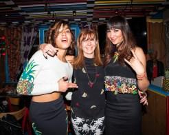 Christina Caradona, Nicole Miller, Jackie Cruz