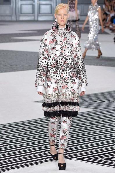 Giambattista Valli Paris Haute Couture Fall Winter 2015 July 2015