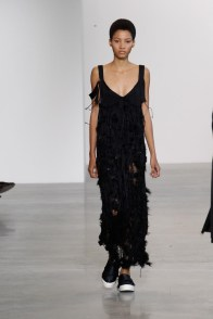 Calvin Klein, Spring 2016, New York, September 17 2015