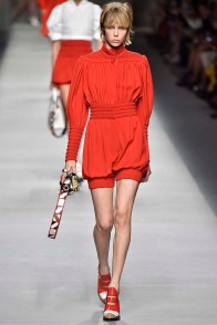 Fendi Milan RTW Spring Summer 2016 September 2015