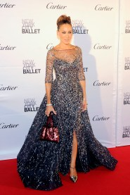 Sarah Jessica Parker== New York City Ballet 2015 Fall Fashion Gala== Lincoln Center, NYC== September 30, 2015== ©Patrick McMullan== Photo - Nicholas Hunt / PatrickMcMullan.com== ==