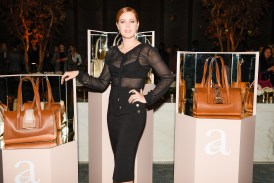 wearing Max Mara, Amy Adams