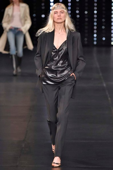 Saint Laurent Paris RTW Spring Summer 2016 September-October 2015