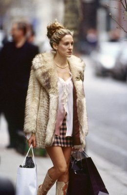 SATC 1 credit HBO Courtesy Everett Collection