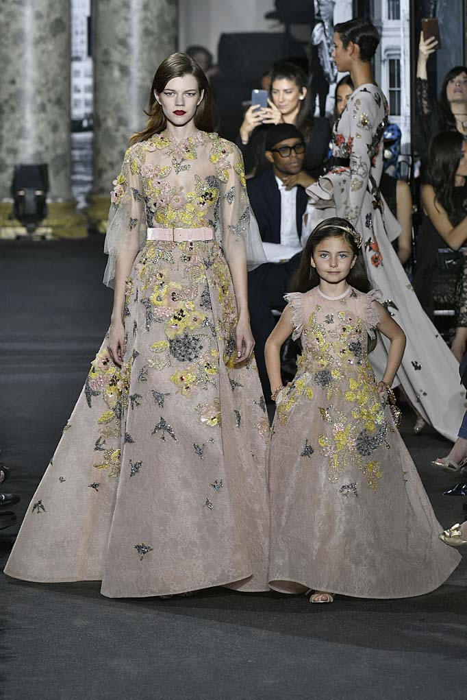 J. Mendel Debuted Couture Collection for Fall 2019