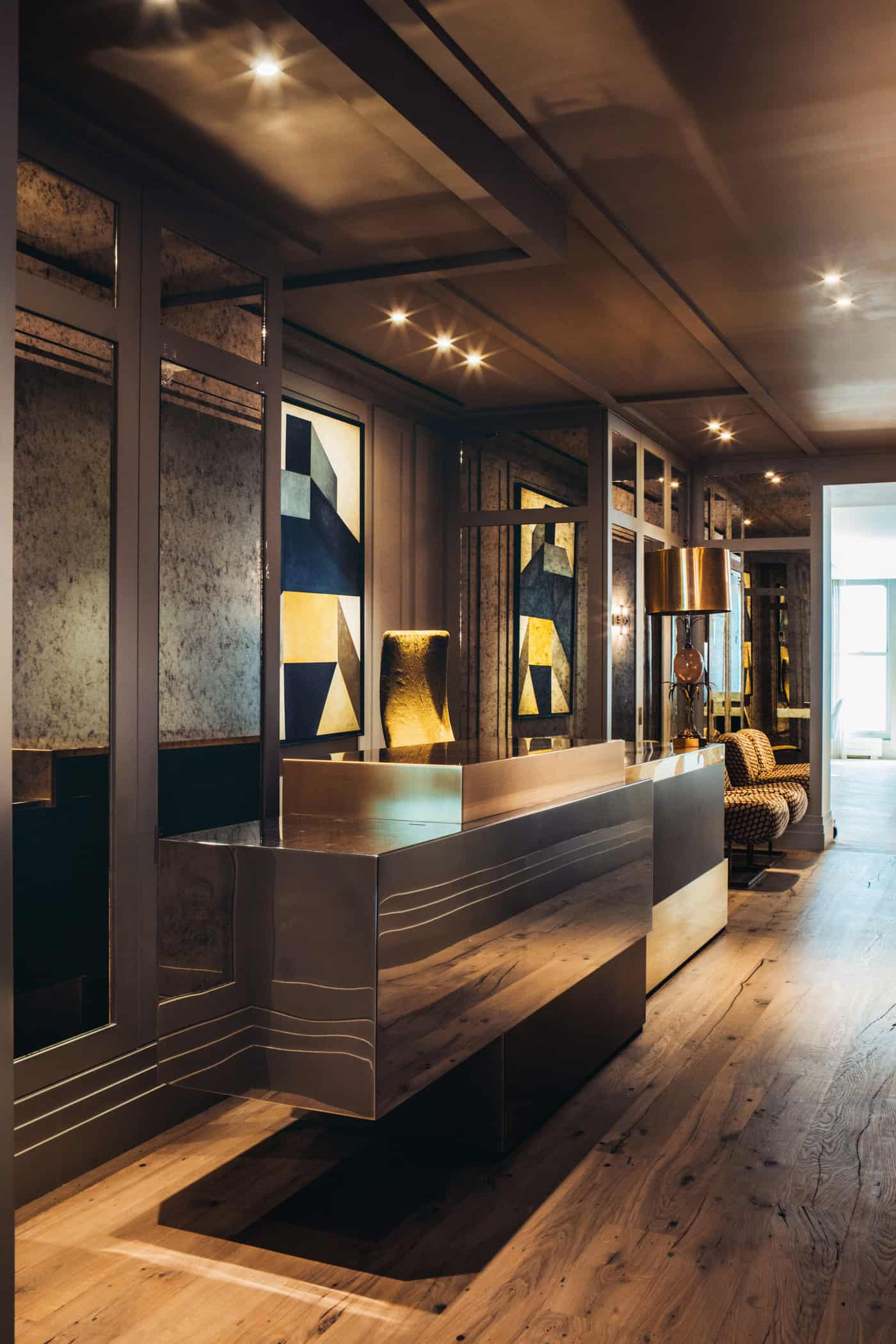 Salon David Mallett David Mallett Brings Paris To New York With New Salon At The Webster