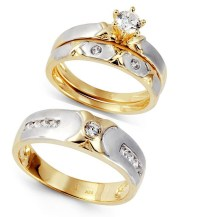 Men And Women Wedding Ring Sets - staruptalent.com