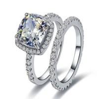 15 Best Ideas of Real Diamond Wedding Rings