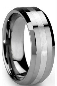 2018 Popular Wedding Rings Men Platinum