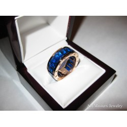Small Crop Of Mens Sapphire Rings