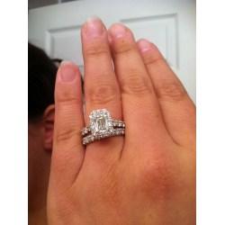 Small Crop Of 15 Carat Diamond Ring