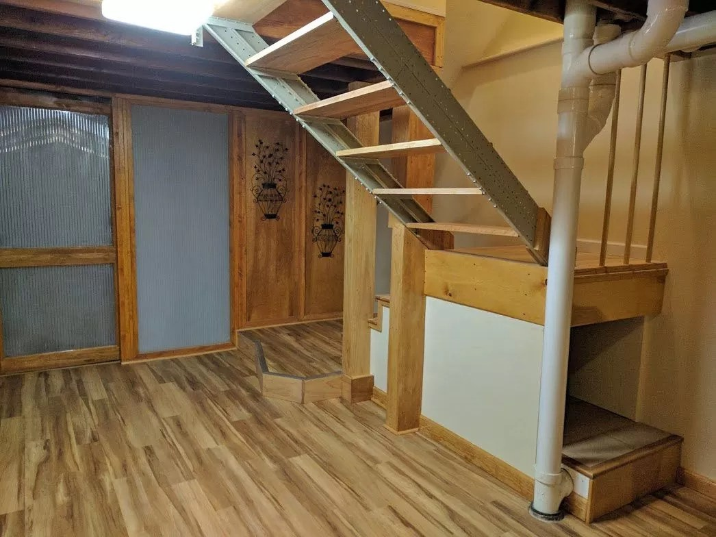 Pull Down Stairs For Loft Stair Kits For Basement Attic Deck Loft Storage And More