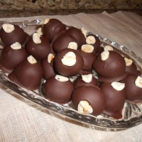 Best Chocolate Truffles.  A perfect Sunday Project!