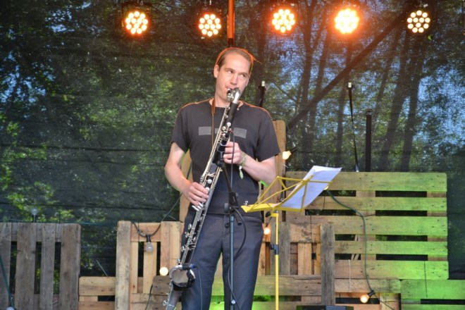 Cold Specks 2, live at By The Lake Festival, (c) Dörte Heilewelt