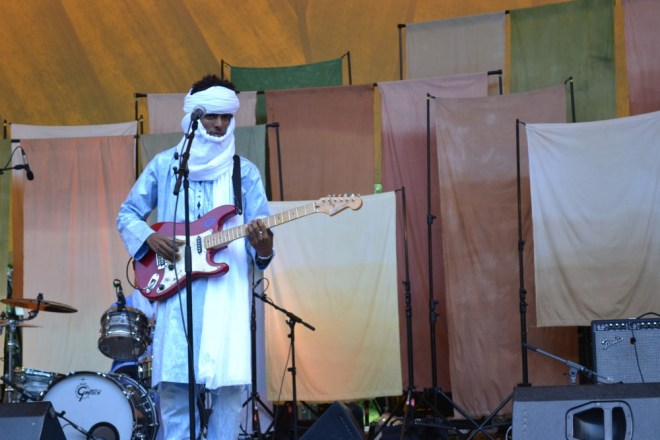 Mdou Moctar at By The Lake Festival (2), (c) Dörte Heilewelt