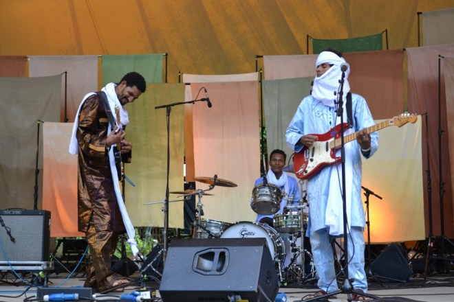 Mdou Moctar at By The Lake Festival (3), (c) Dörte Heilewelt