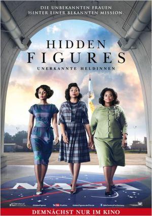 Hidden Figutes Plakat