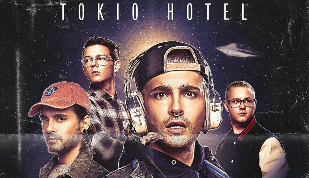 Tokio Hotel Dream Machine Cover