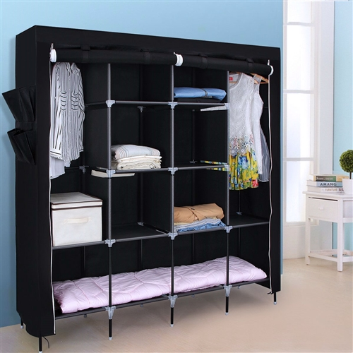 Bedroom Clothes Storage Portable Bedroom Wardrobe Clothes Storage Closet
