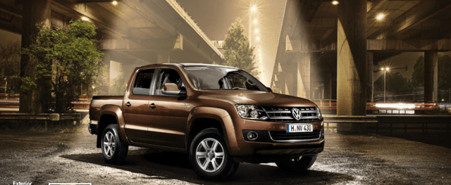 The VW Amarok Ute and what it can probably do