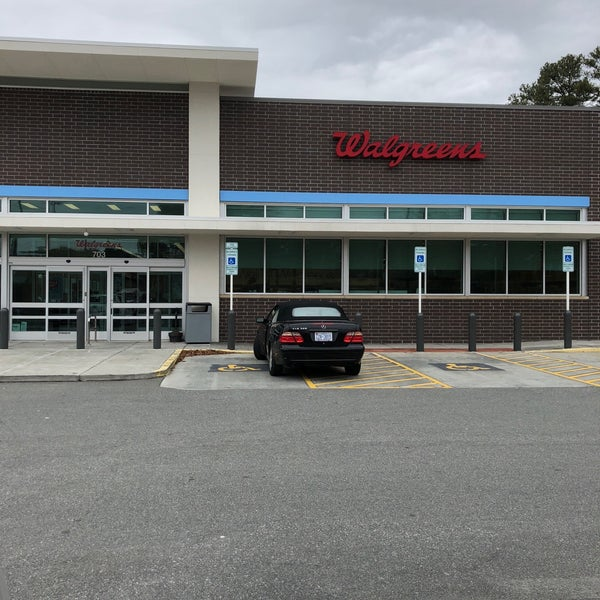 Walgreens - 1 tip