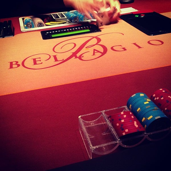 Bellagio Poker Room - The Strip - 22 tips