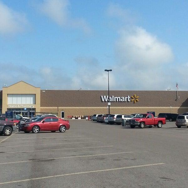Walmart Supercenter - Big Box Store in Lumberton