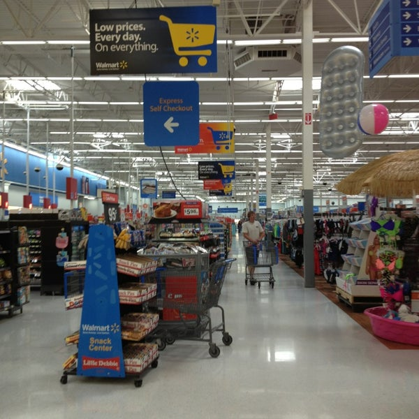 Photos at Walmart Supercenter - Big Box Store in Lumberton