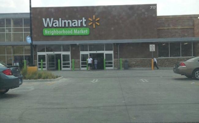 Walmart Neighborhood Market Grocery Store In Fort Worth