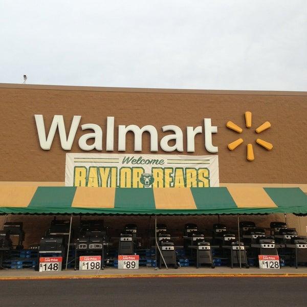Walmart Supercenter - Bellmead, TX