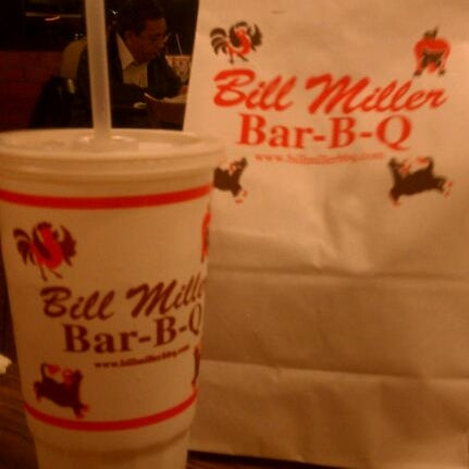 Photos at Bill Miller Bar-B-Q - BBQ Joint in Palm Heights