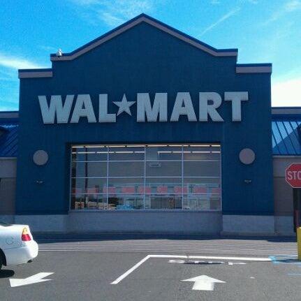 Walmart - Big Box Store in Audubon