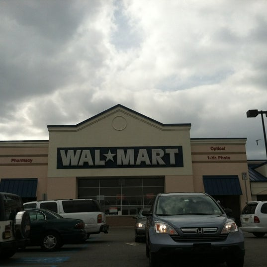 Walmart Supercenter - Big Box Store in Kearny