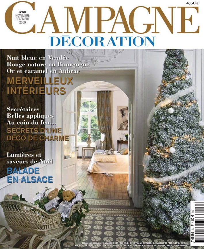 Maison Décoration Magazine Campagne Decoration | Free Dawnload