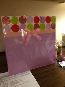 SFD7 gift bag