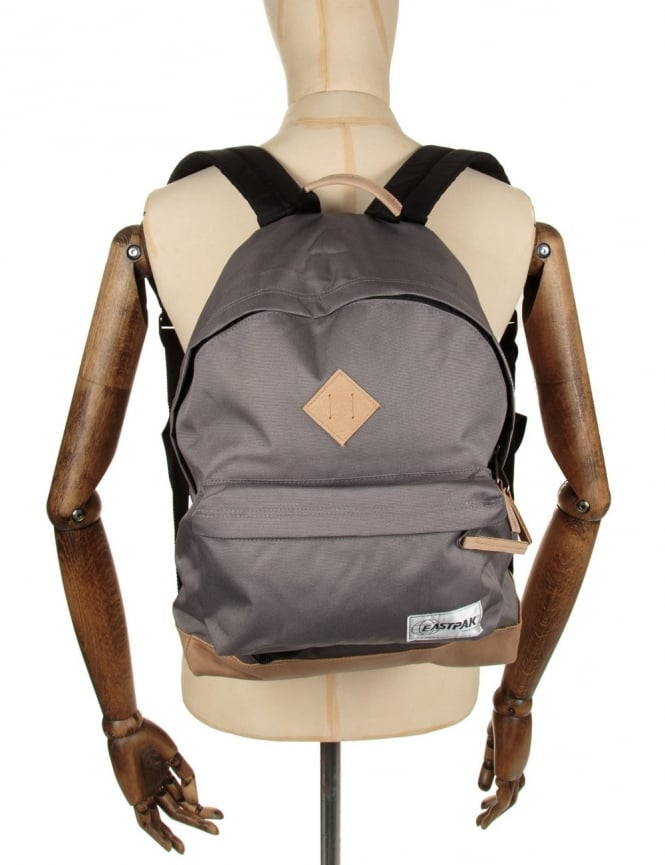 Eastpak Wyoming Backpack Into The Out Grey Accessories