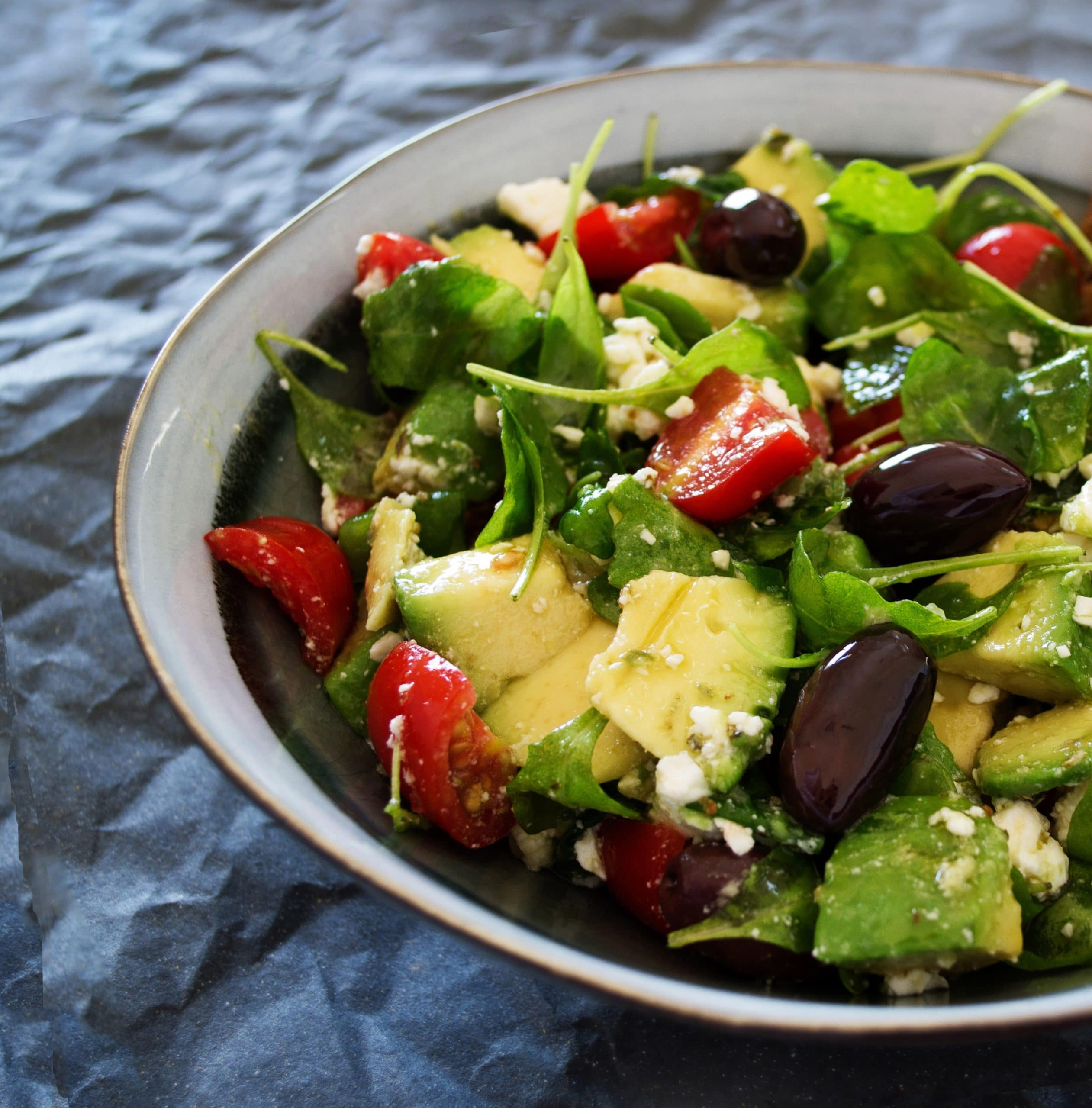 Nüsslisalat Mit Avocado Fatburning Beast Change For Good