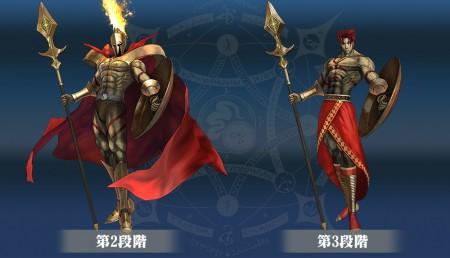 Fate/Grand Order Arcade レオニダス一世(ランサー)