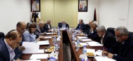 انعقاد اجتماع لجنة الدستور الفلسطيني برام الله