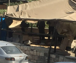 القدس: الاحتلال يواصل التضييق على سكان سلوان ويوقف العمل بخيمة الاعتصام