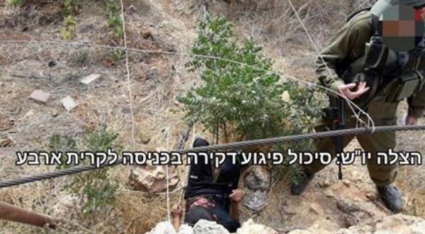 إصابة طفل برصاص الاحتلال شرق مدينة الخليل