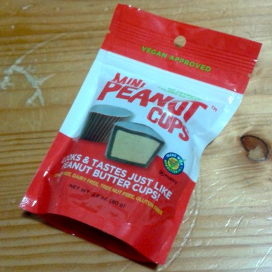 mini peanot cups