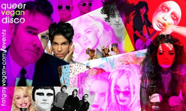 queer vegan disco artists