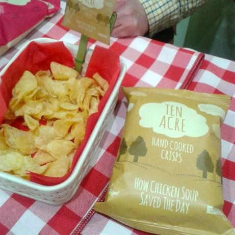 Ten Acre crisps