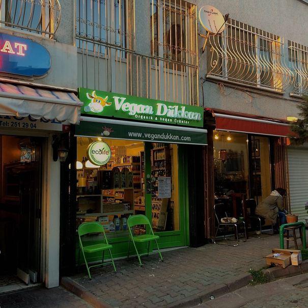 Vegan Dükkan - Vegan Shop in Istanbul