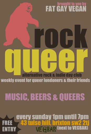 rock queer flyer