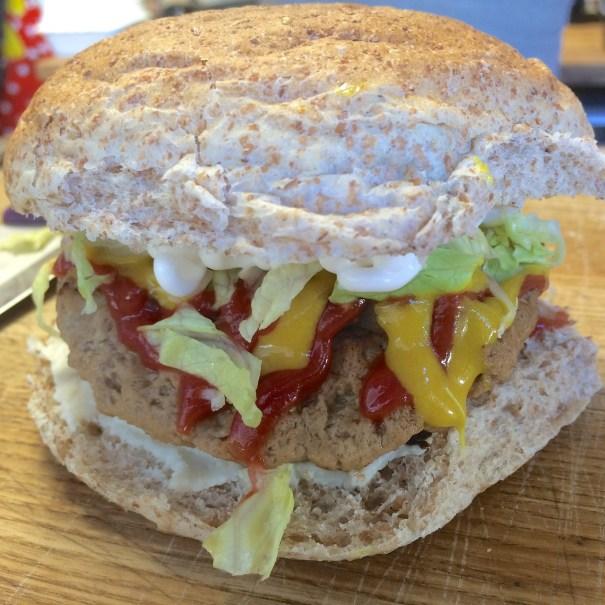 essential vegan burger shoreditch seitan