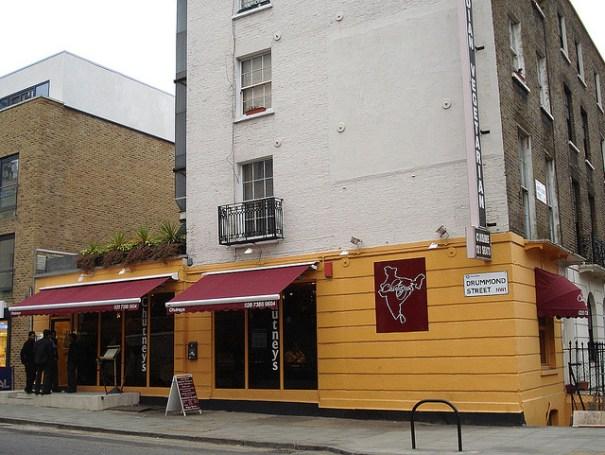 Chutneys on Drummond Street NW1